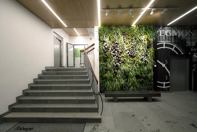 Fabege Living Wall